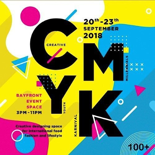 CMYK Event, Bayfront Event Space