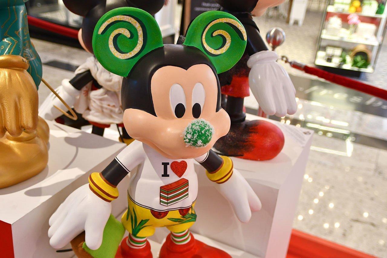 Mickey Go Local Raffles City