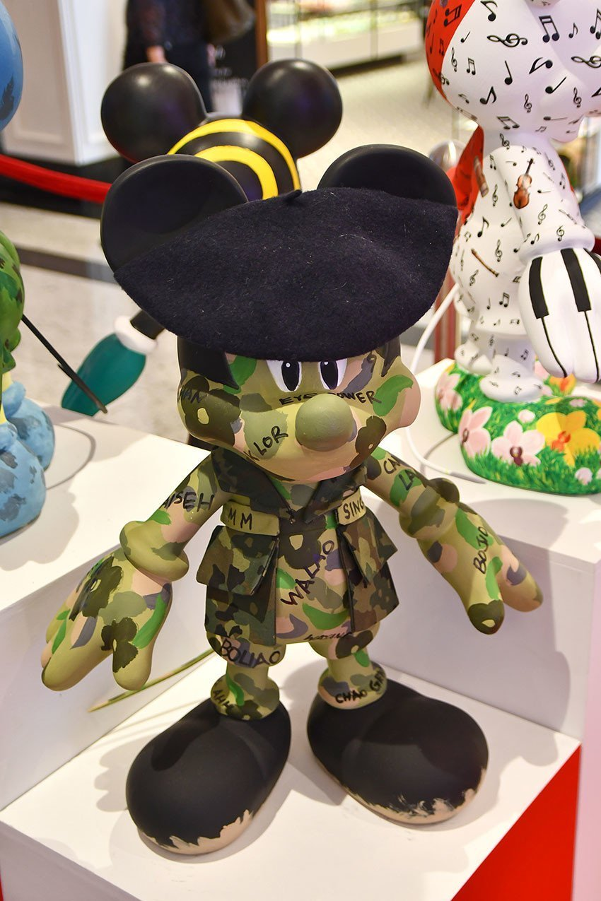 SAF Mickey Mouse