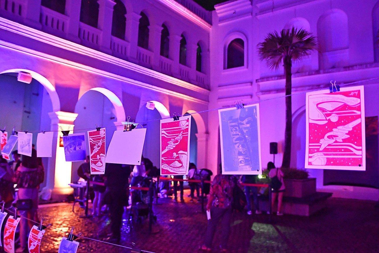 Planet K Interactive Art Stations | Singapore Night Festival 2018