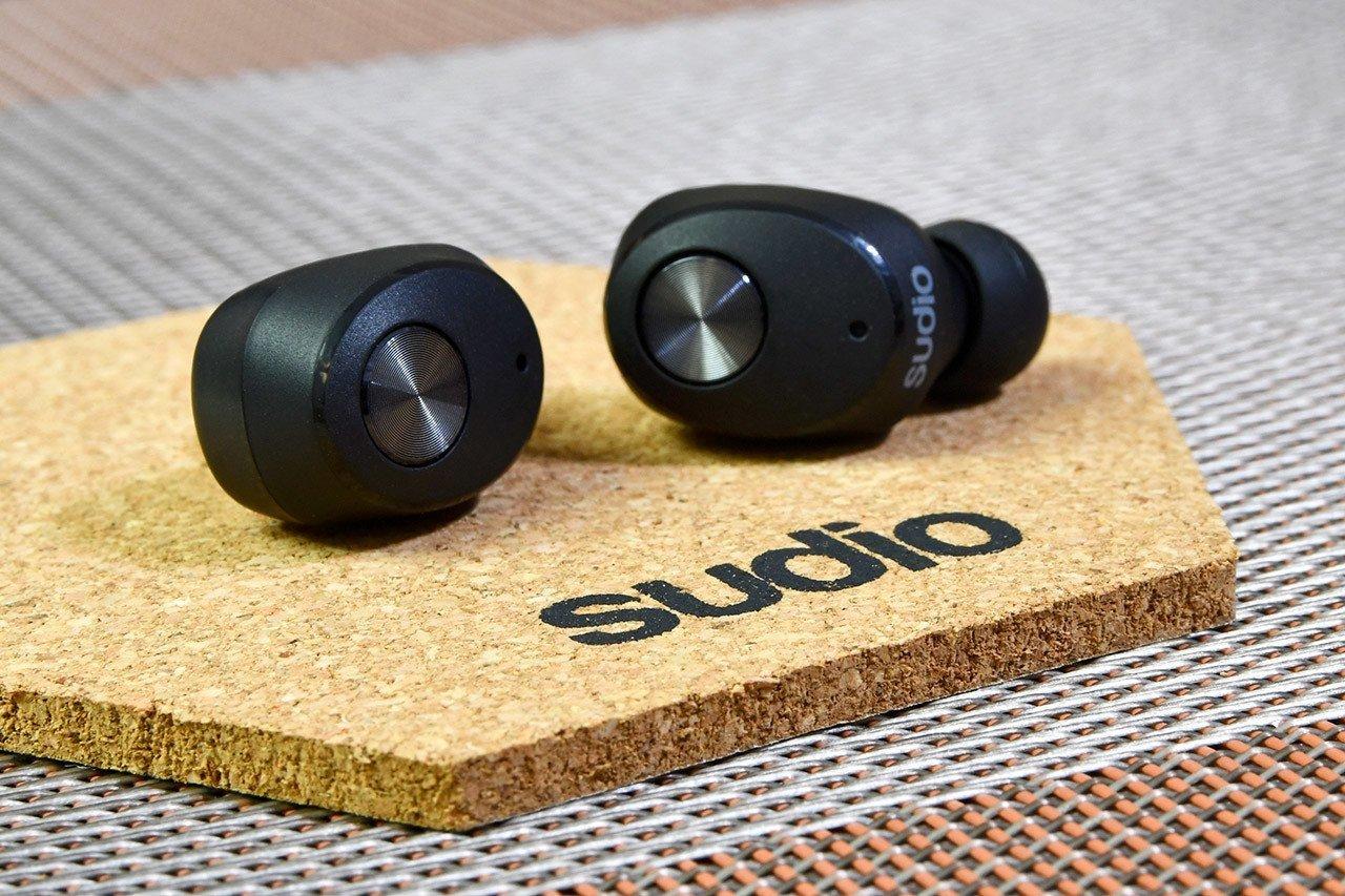 Sudio Wireless Headphones.