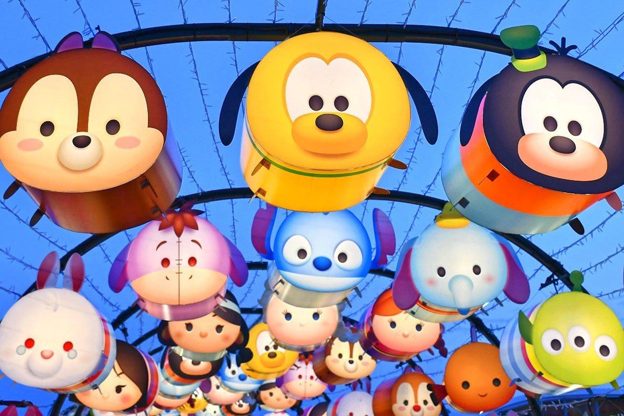Disney Tsum Tsum Lanterns