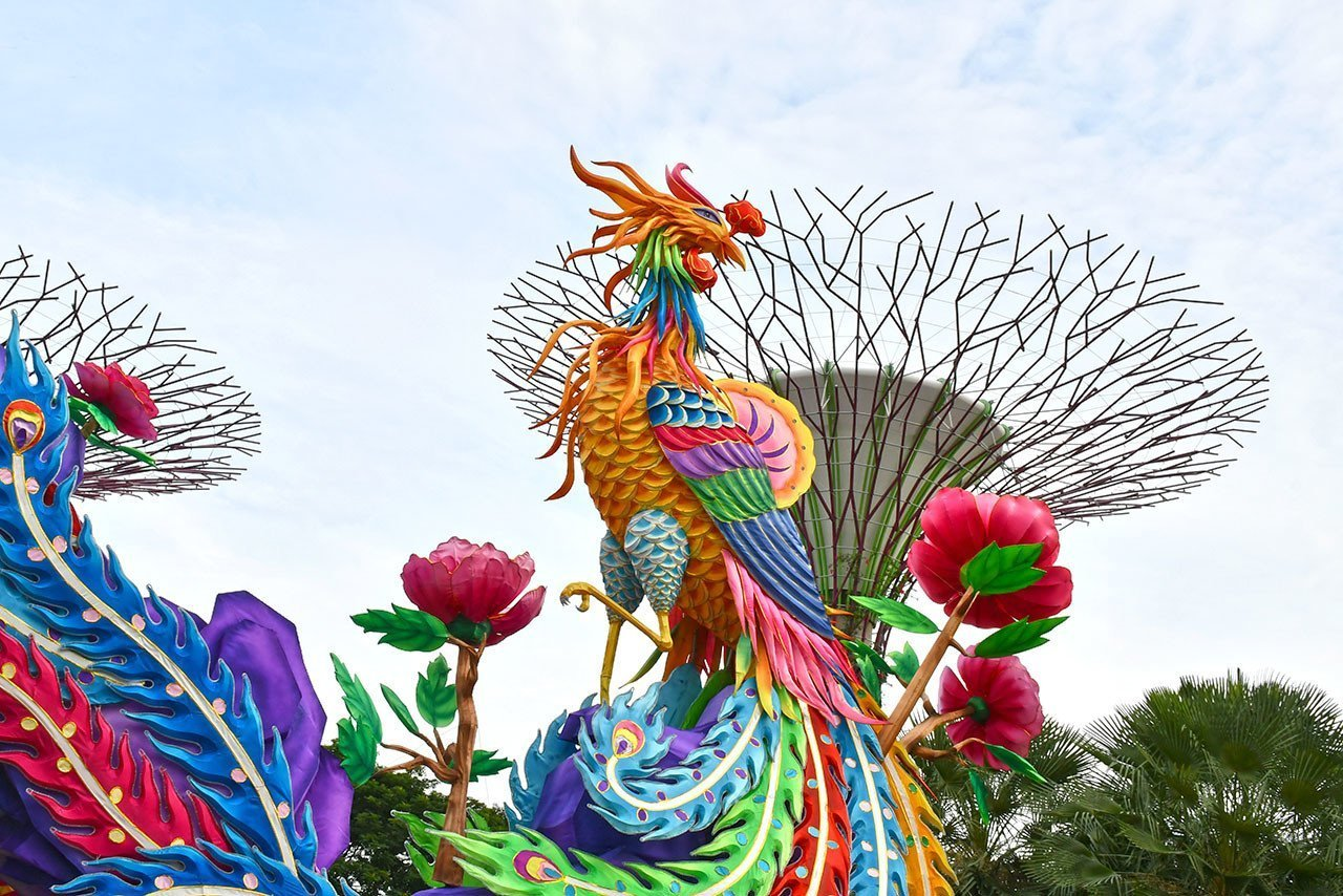 Mid-Autumn @ Gardens by the Bay 2018