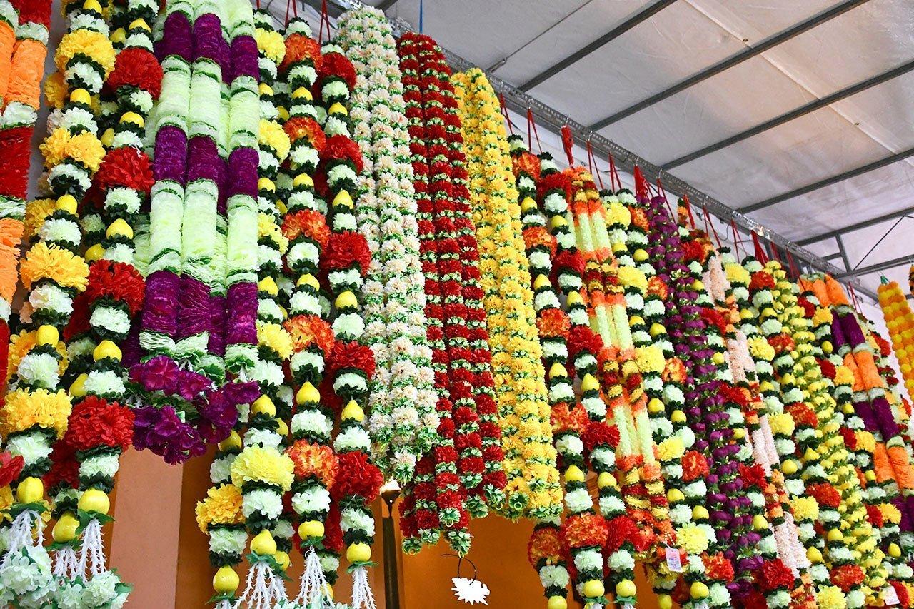 Little India Deepavali Festive Market 2018.