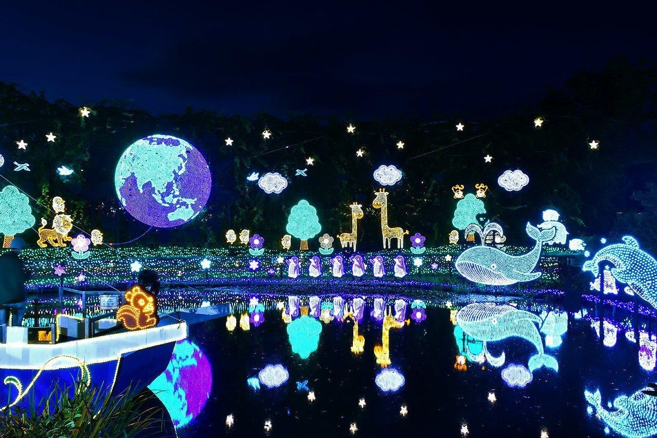 Ashikaga Flower Park One Earth for All.