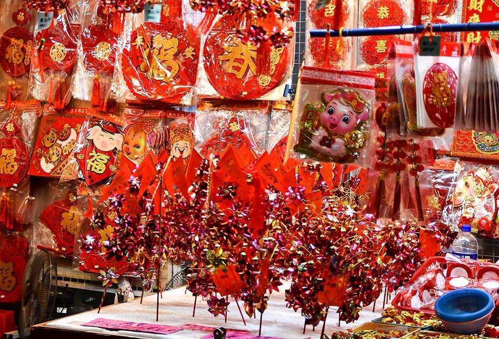 Chinatown CNY Street Bazaar 2019