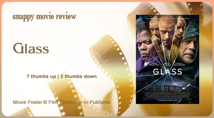 Glass (2019 Film) Review