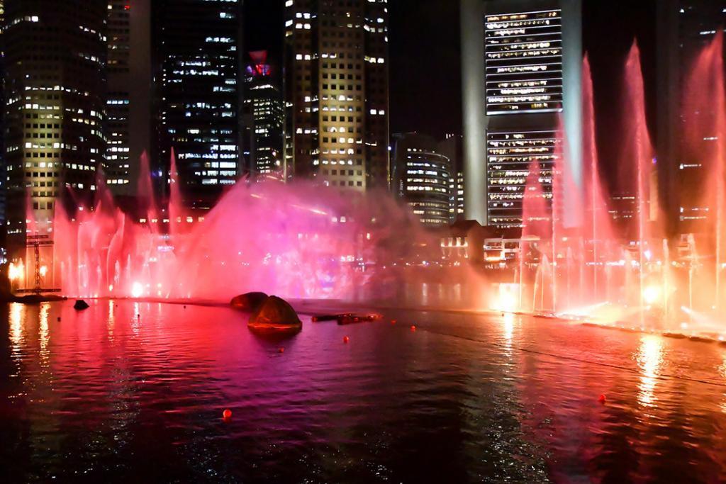 i Light Singapore 2019 | Bridges of Time Finale