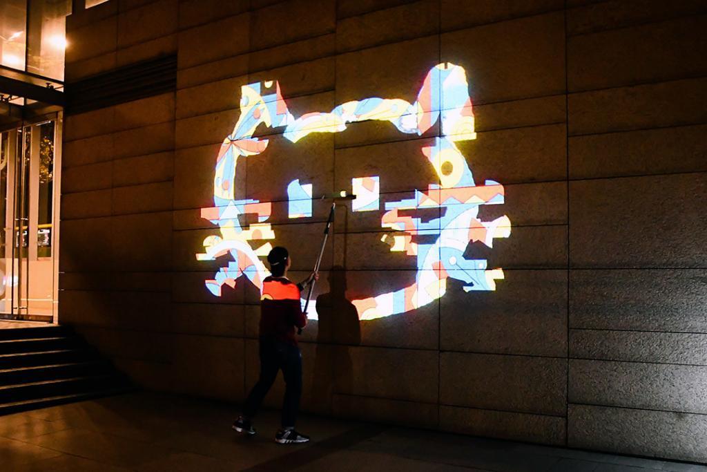 i Light Singapore 2019 | Shades of Temporality