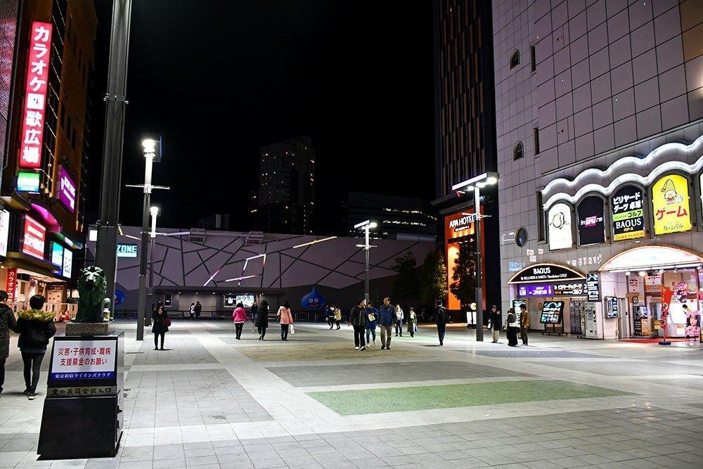 Kabukicho Theater Square