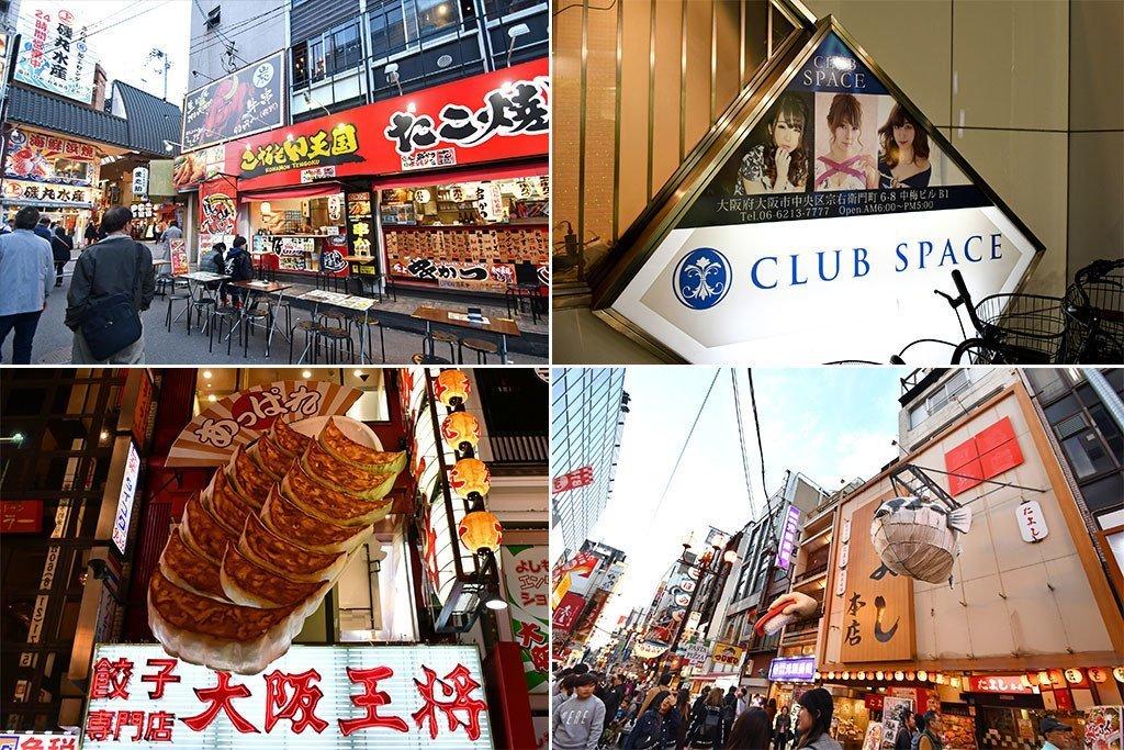 Visiting Sotenbori as a Yakuza Game Series Fan! | Montage of Sights