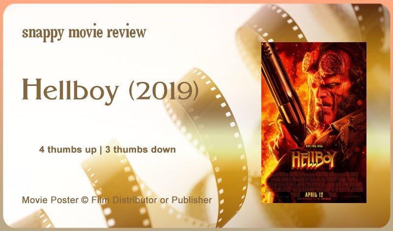 Hellboy (2019 Film) Movie Review