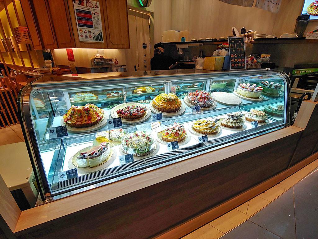 Kagurazaka Saryo Dessert and Cakes