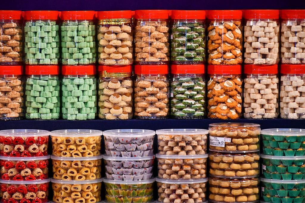 Hari Raya Snacks in Singapore.