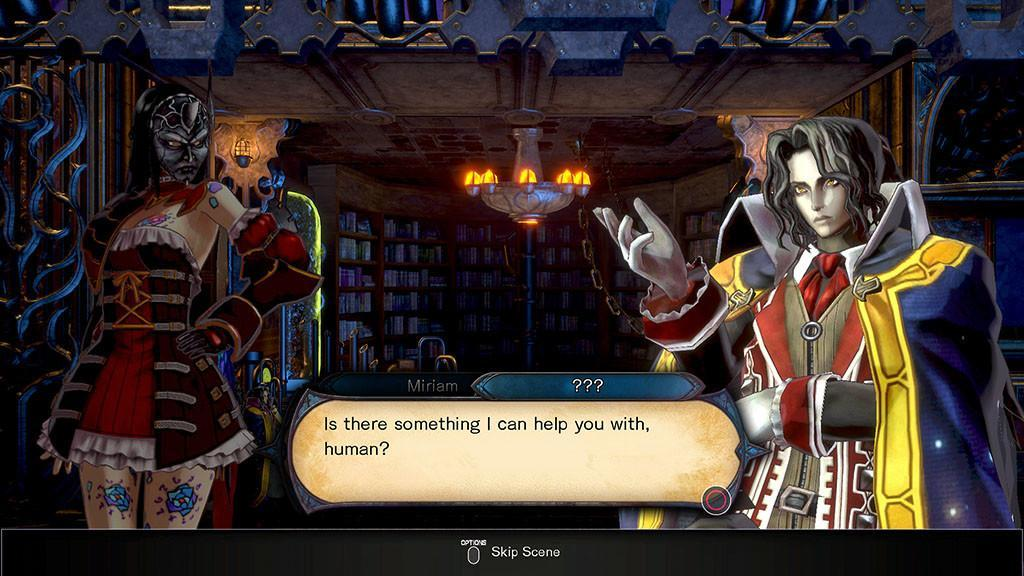 Bloodstained: Ritual of the Night Review Orlok Dracule