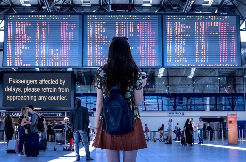 7 Things to Do During an Awful Flight Delay