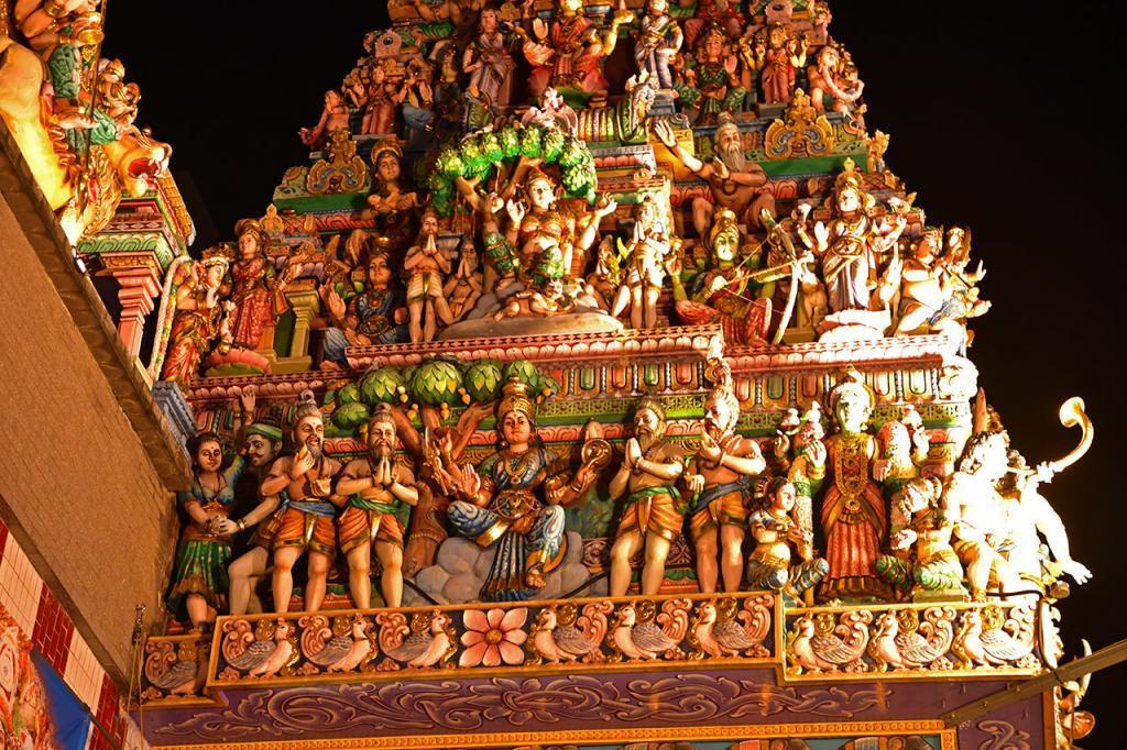 Sri Veeramakaliamman Temple Gopuram