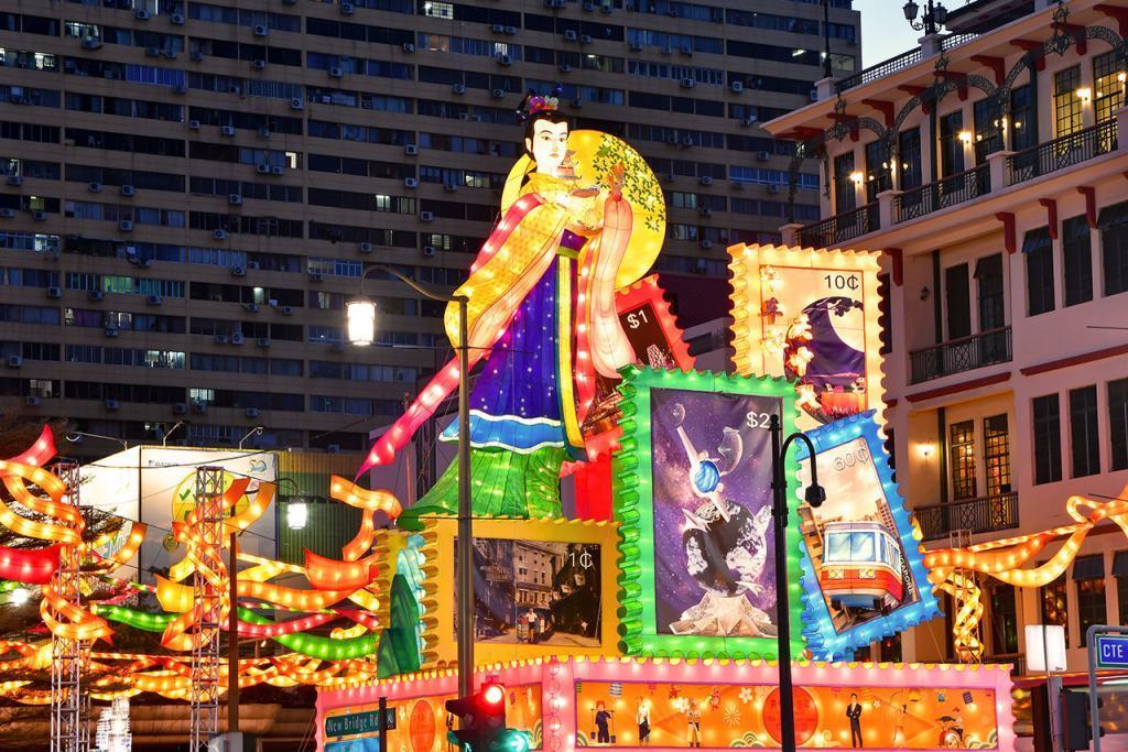 Chinatown Mid-Autumn Festival 2019 Chang'e.