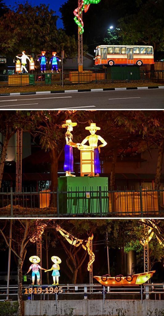 Chinatown Mid-Autumn Festival 2019 Lanterns