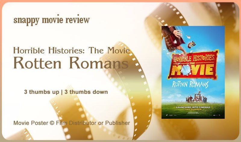Horrible Histories: The Movie – Rotten Romans Review