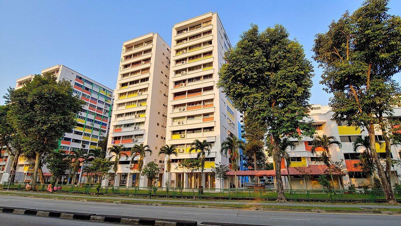 Yishun HDB Residential Estate