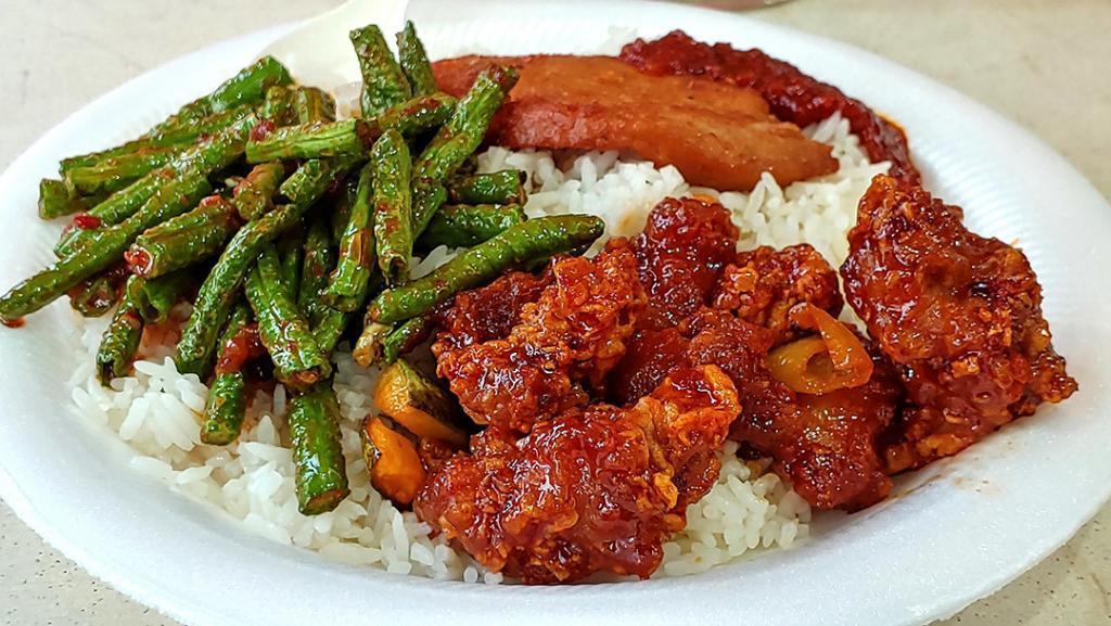 Chong Pang Nasi Lemak.