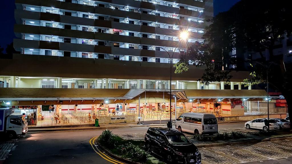 Jalan Kukoh Food Centre.