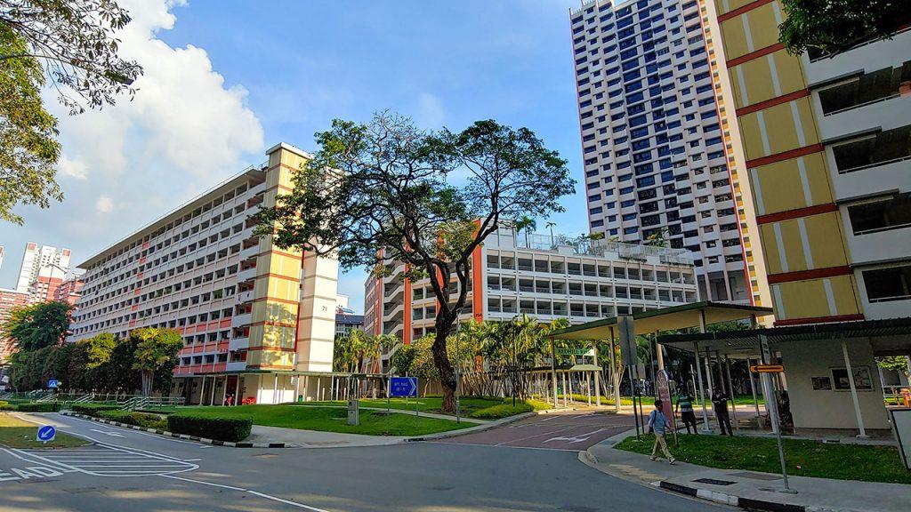 Redhill Road, Singapore