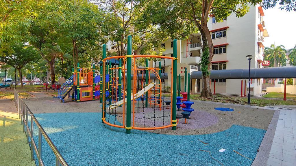 HDB Playground at Redhill, Singapore