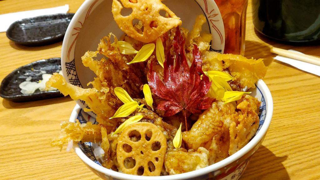 Tendon Kohaku 2019 Hokkaido Autumn Momiji Special.