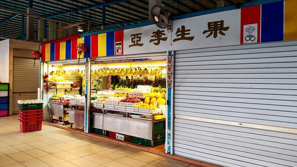Telok Blangah Crescent Market