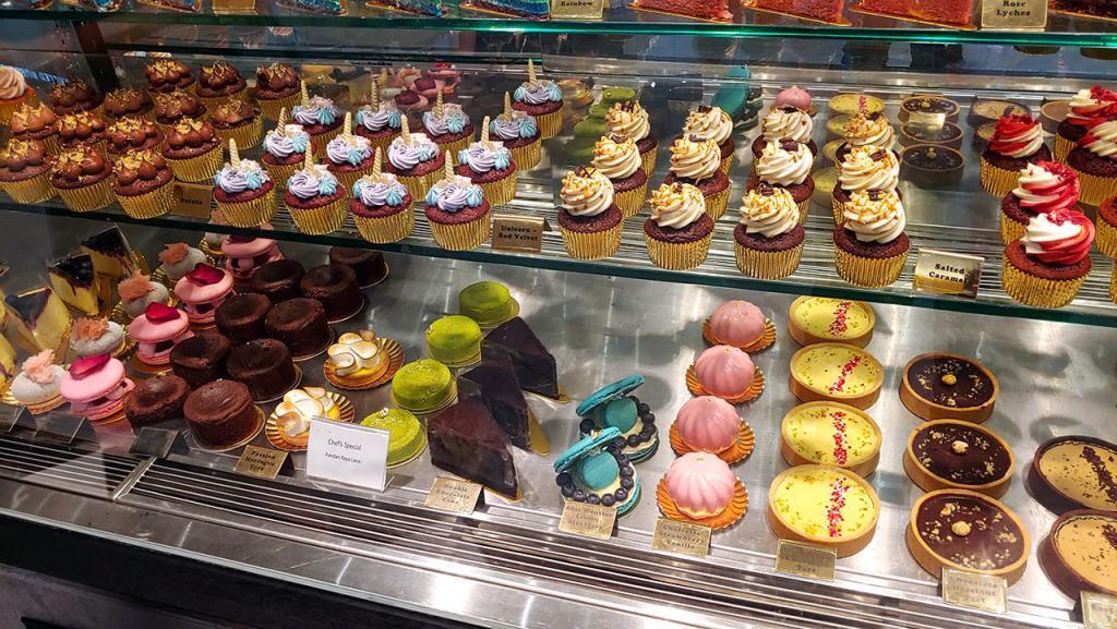 Wonderland Savour VivoCity Desserts.
