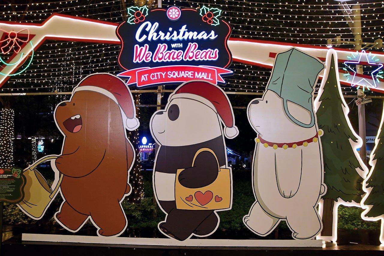 Christmas with We Bare Bears