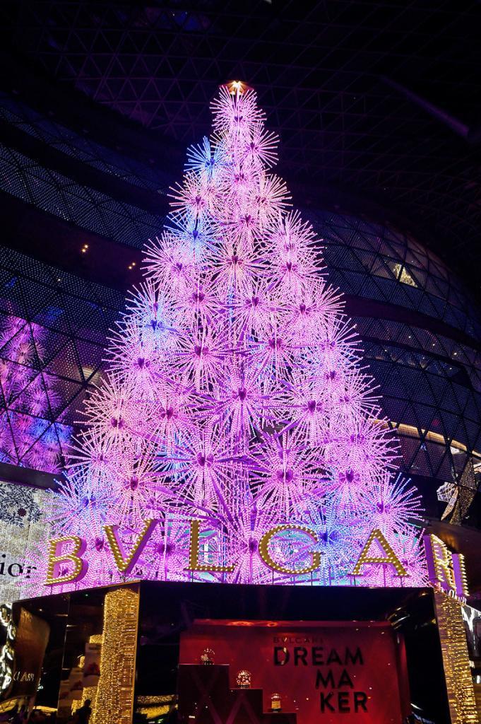 Ion Orchard Christmas Tree 2019