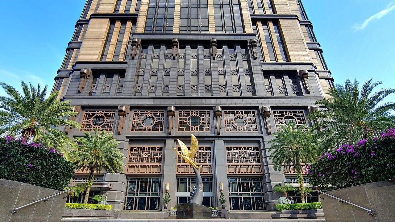 Parkview Square, Singapore's finest Art Deco building.