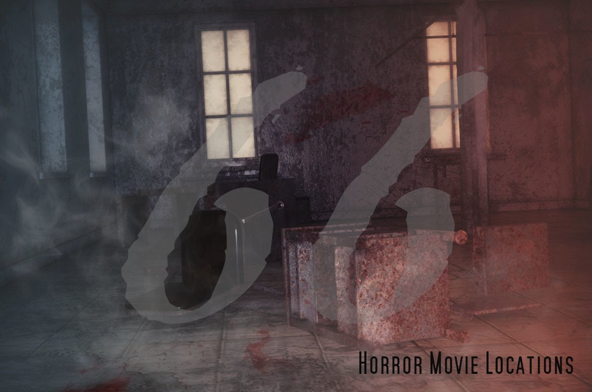 66 Horror Movie Locations