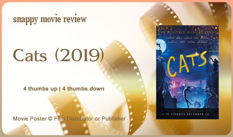 Cats (2019) Movie Review