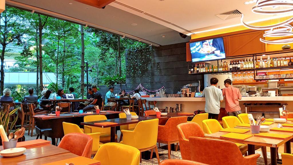 TONITO Latin American Kitchen Interior