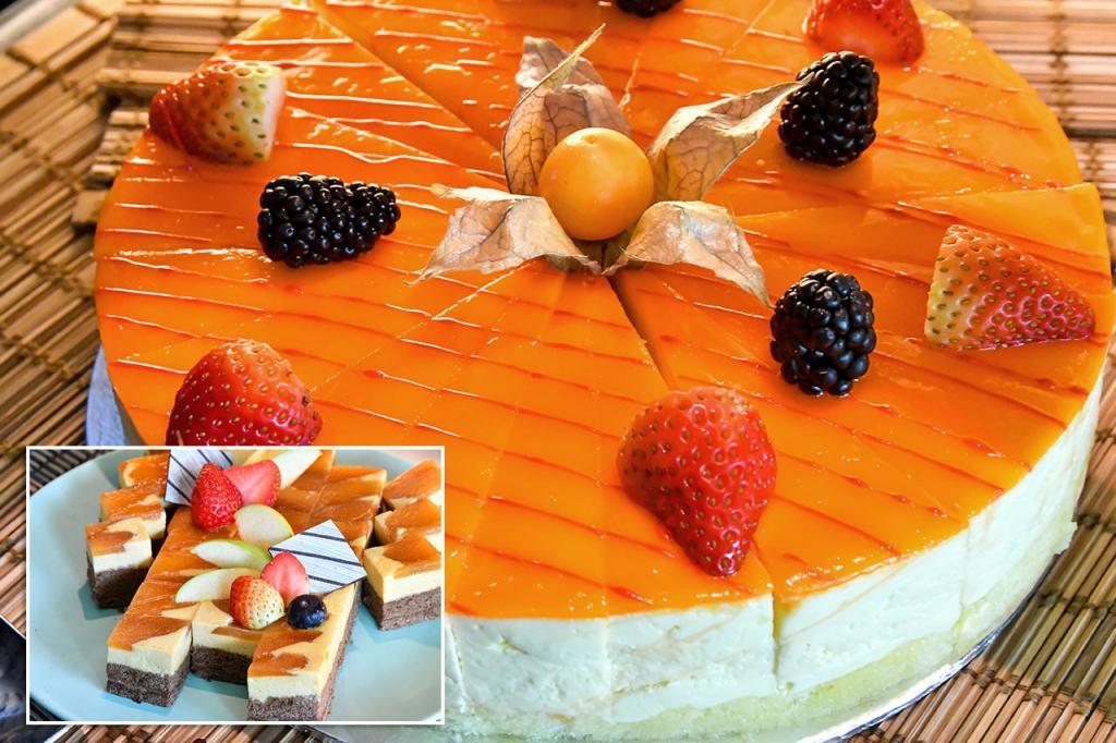 Makan@Jen Chinese New Year Festive Desserts