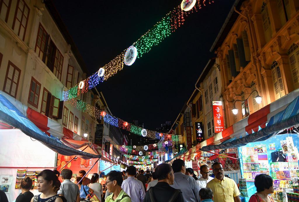 Chinatown CNY Bazaar 2020