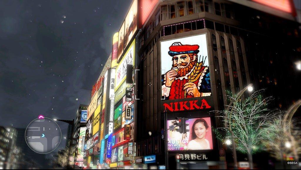 Yakuza 5 Remastered Screenshot - Sapporo