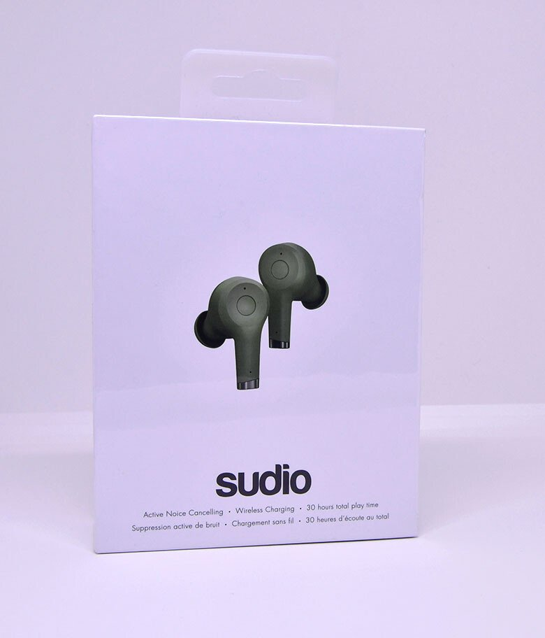 Sudio Ett True Wireless Earbuds Review.