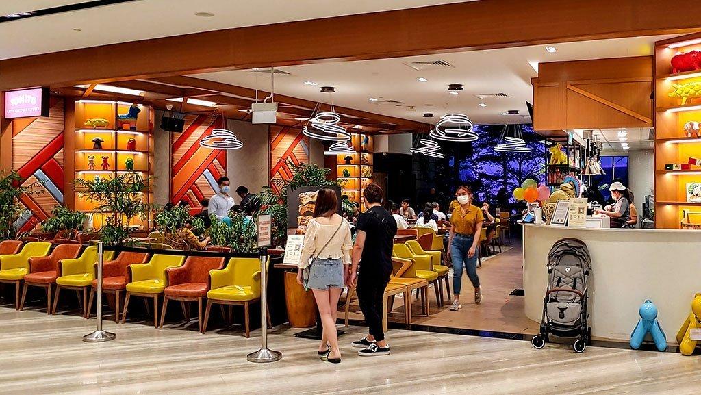 Tonito Jewel Changi Airport (July 2020)