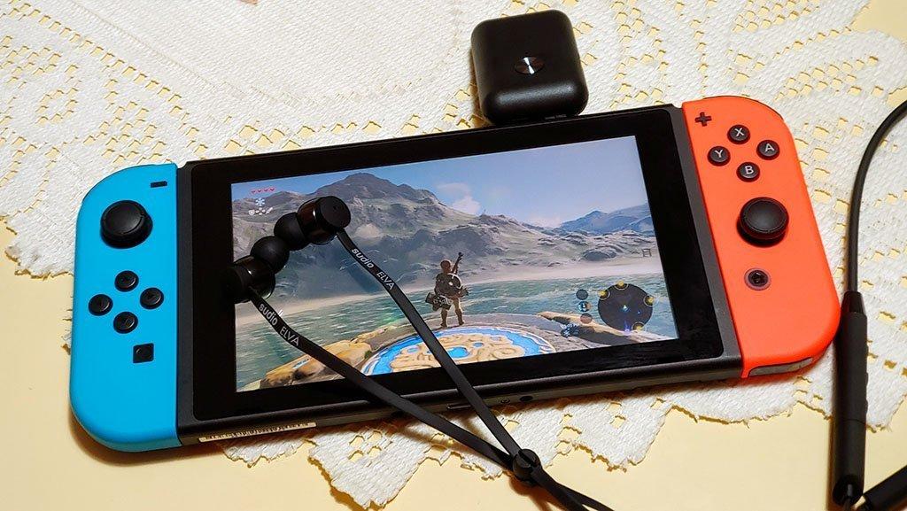 Nintendo Switch Bluetooth Earphones