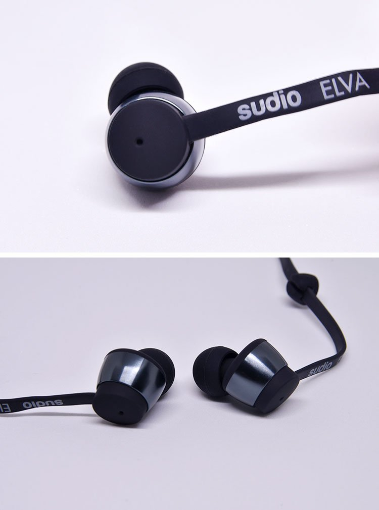 Swedish Bluetooth In-Ear Earphones.