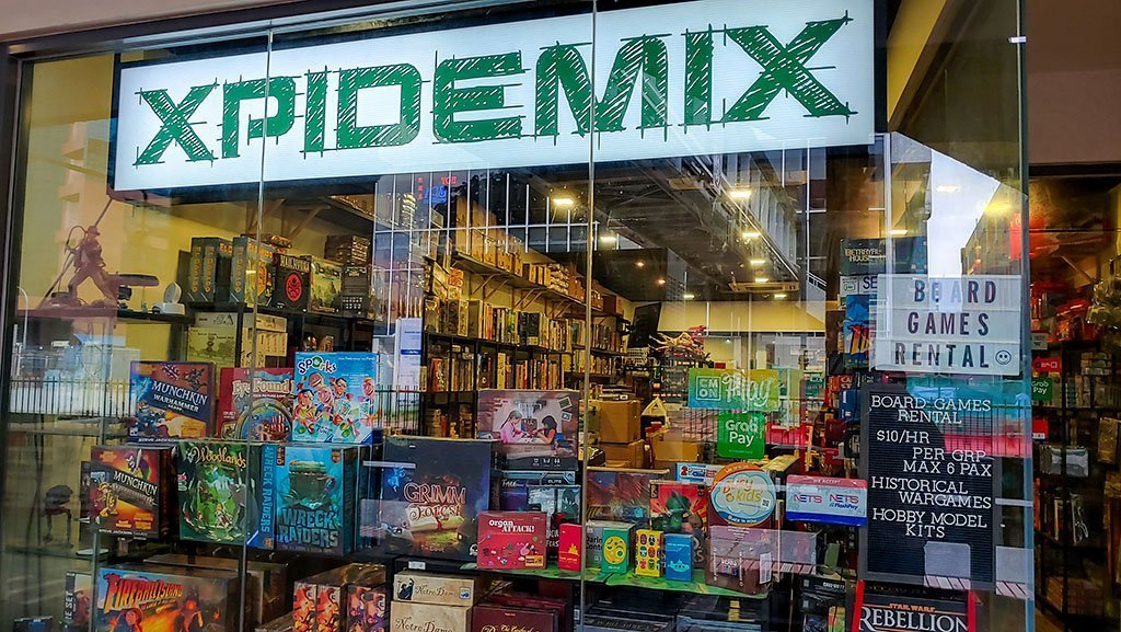 Xpidemix Board Game Shop.