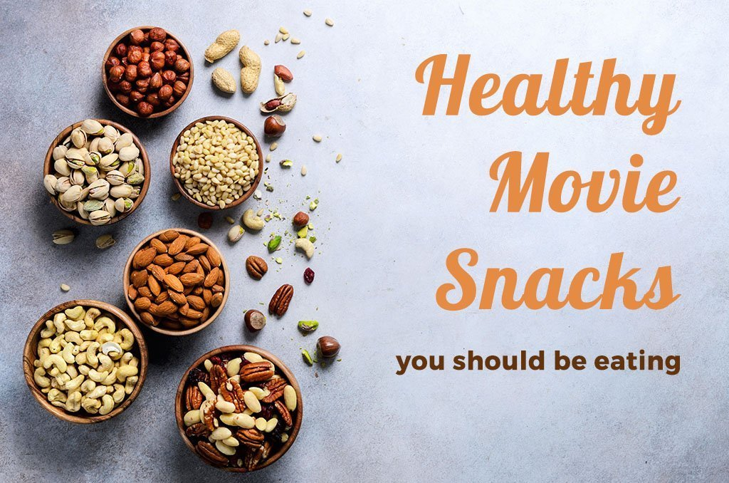 Healthy Movie Snacks to Enjoy