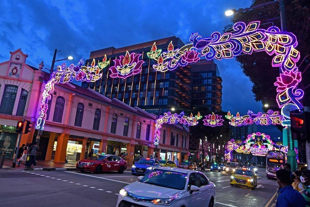 Deepavali 2020 Singapore.