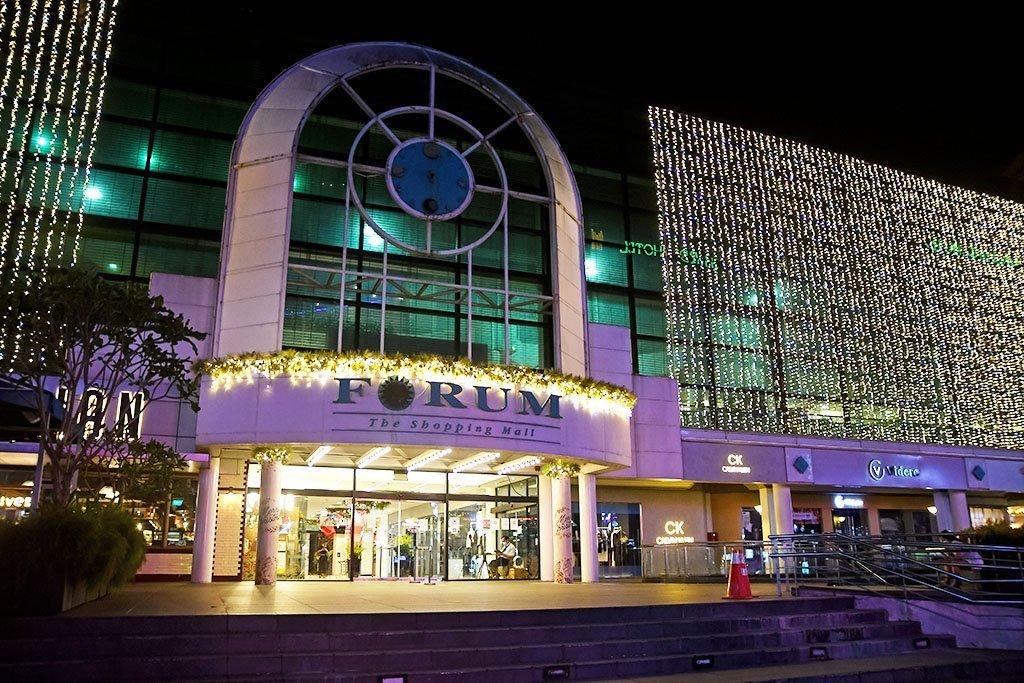 Forum Galleria Singapore.