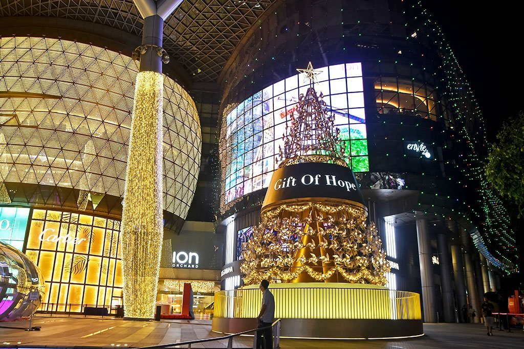 Ion Orchard Christmas 2020.